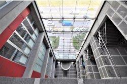 İstanbul House'dan, Merkezde, Plaza İçinde, 723m2, Ultra Geniş Ofis Katı