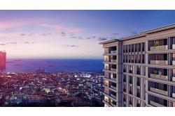 İstanbul House'dan Site İçerisinde, 85m2, 1+1, Ekim Ayı Teslim, Sıfır Daire.