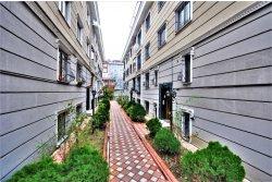 İstanbul House'dan, Kocasinan'da, Butik Sitede, Bahçe Katı, 3+1.